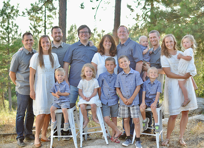 Dr. Todd Rogers Family